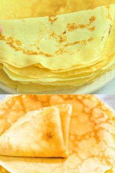 Best Indoor Garden Ideas for 2020 - Modern Easy Crepe Recipe, Crepe Recipes, Sweet Crepes Recipe, Breakfast Recipes, Dessert Recipes, Mexican Breakfast, Pancake Recipes, Waffle Recipes, Good Food