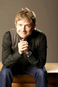 Thinking he should play Winnie the Pooh next--now that he has won us over with some of Britain's most beloved characters...Arthur Dent, Watson, Bilbo Baggins.  Definitely needs to play Pooh...or maybe Piglet :)