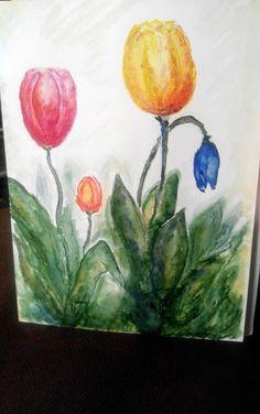 1.aquarelle