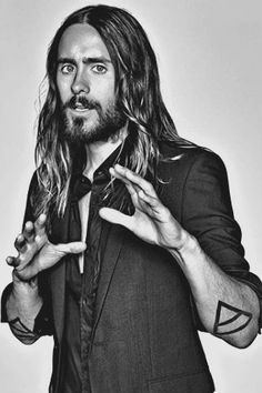 Thirty Seconds to Mars Pleasing People, Thirty Seconds, 30 Seconds, Life On Mars, Shannon Leto, Rock Groups, Hollywood Actor, Most Beautiful Man, Baby Daddy