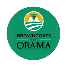 Browncoats for Obama.