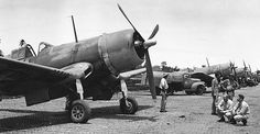 F4U-1, Guadalcanal, 1943 - BFD