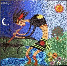 mosaic murals - Google Search