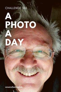 Ein Foto pro Tag für ein Jahr – das ist die Challenge.  Start war der 1. Januar 2021. Kein Selfie, sondern, das was mich betrifft, was mir begegnet. Ein Versuch,  die Zeit wenigstens ein bisschen für einen Moment anzuhalten – und um mich zu erinnern. 2021 ist ein ganz besonderes Jahr. Wir stecken immer noch im Lockdown und hoffen alle, möglichst bald befreit zu werden. #aphotoaday #challenge365 #coronayear #lockdown #vorunruhestand Versuch, Project 365, Know Your Meme, Photo A Day, Selfie, Age, One Pic, Slogan, Challenges