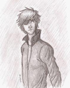"""Divergent - Edward by Iabri71.deviantart.com on @deviantART  """"I don't know why, but... I love Edward.  I love him.  and I don't know why. Maybe it's the eye patch *shrug* or just the fact that he's factionless. I think the factionless are so cool.   I also couldn't remember exactly how he's described, but this is how I picture him, in my mind."""""""