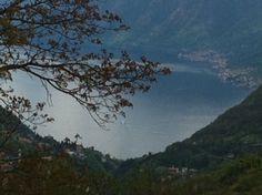 Lake Como from Intelvi Valley
