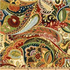 Richloom Giverny Cameleon