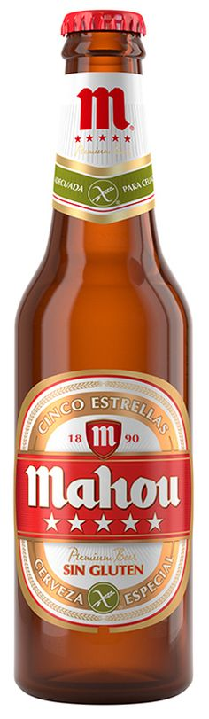 Mahou Sin Gluten - Gregorio Díez – Distribuidor de bebidas para hostelería en Valladolid