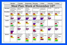 meal planning, clean eating, recipes, 30 minute meals, 21 day Fix approved, beach body, exercise, fitness, $0, calories www.melissavbeck.com