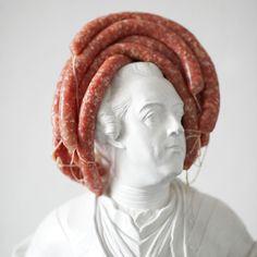 #SAUSAGE HEAD! Louis XV 04, Sebastian Schramm