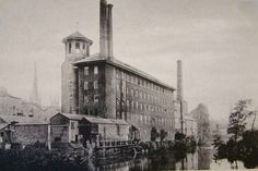 The first true factory in England the Silk Mill of Derby north Derbyshire built 1718 Burton On Trent, Maritime Museum, Peak District, Derbyshire, Best Memories, Great Britain, Old Photos, England, Tours