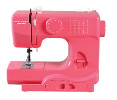 Would love to have my own sewing machine! This portable one would be great!