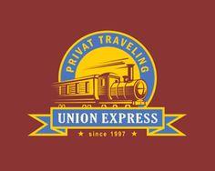 Logo Design: Trains