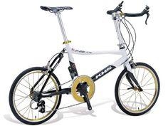 ◆ 重量 : 8.2kg   ◆ メーカー : ケイエイチエス・KHS   ◆ ディレイラー : (F)シマノ 105 FD-5600、(R)SRAM RIVAL 10S    >  P-20RAC : ケイエイチエス・KHS : ミニベロ・小径自転車研究所 通販ショップの最安値、価格比較