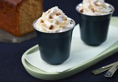 Gingerbread Viennois recipe by NESPRESSO