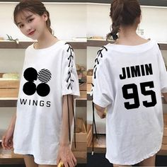 BTS Wings Tie T-shirt  #bts