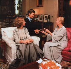 Queen Sofia of Spain, Prince Felipe and Princess Grace