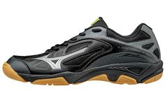 newest c3b0e 4c2b9 Check out the NEW YOUTH Mizuno Lightning Star Z2 Shoes! - Black Silver -