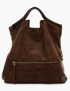 Foley + Corinna Brown Tote