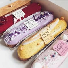 "1,425 Likes, 65 Comments - Maître Choux (@maitrechoux) on Instagram: ""Good morning Instagram! This is what our eclairs look like when you're eating them. If this…"""