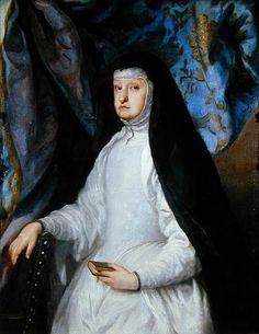 Claudio Coello (1642–1693) La reina madre doña Mariana de Austria
