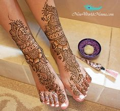 mehndi maharani finalist: New World Henna http://maharaniweddings.com/gallery/photo/13934