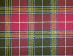 Buchanan Old Weathered tartan