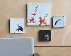 Explore the Southeast Asian forests with the #Tigerlily chat with the deers from #HelloDeer or the birds from #WhenIgrowup or perhaps have a jumping contest with the #JumpingFox - #storytiles #stories  #newcollection #moderntiles #olddutchtiles #animalgram #children #tileaddiction #tiles #tilegram #instatile #instahome #instadecor #wallart #artonwalls #dutchdesigns #asianinspired #artontiles #tileart #walldecor #interiordesign #instart #roominspo #colorfulart #tiledesign #ceramicdesign by…