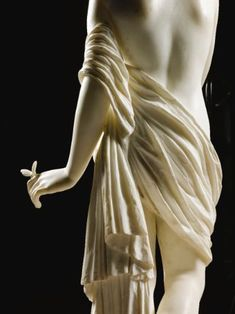 Pio Fedi 1816 - 1892 ITALIAN L'IMMORTÁLITÁ / VITÁ DELL' ÁNIMÁ (IMMORTALITY) It was called The Chrysalis and described as a nude girl holding a butterfly coming out of a cocoon in her left hand, which she 'contemplates with perplexity.' The theme of a young girl's transition into womanhood is clearly symbolised by this emblem. The theme was a popular one in Italian sculpture of the period. Pio Fedi imbues it with particular delicacy and charm using subtle carving and jewel-like detail.