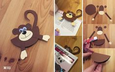 okul öncesi maymun etkinlikleri - Buscar con Google