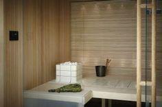 Sisustus - sauna - estetiikkaa ja muotoilua