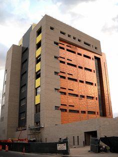 New Federal Building in Downtown El Paso Texas.
