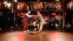 Great lindy hop east coast sing dance. Love her shoes, too!