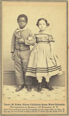 Demonstrating the doctrine of Partus Sequitur Ventrem. In other words, whatever the mother's status is, the child's status is. Even when the father is a white free man, the child is a slave if the mother is. Black History Facts, Interracial Love, African Diaspora, Early American, American Life, African American History, Black People, Vintage Photos, Vintage Photographs