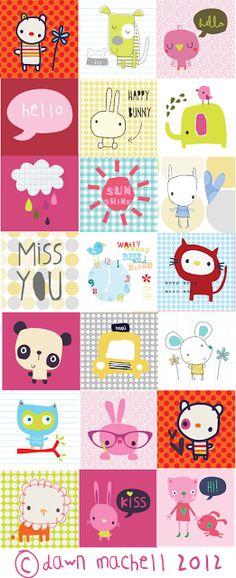 Lots of little cuties by pop-i-cok