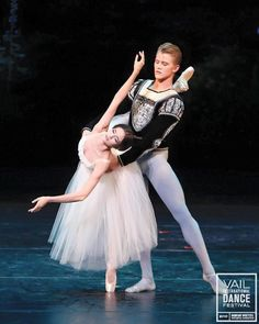 The beautiful Lauren Lovette and Chase Finlay in Giselle pas de deux