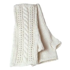 Pirkko-kynsikäs Knitting Socks, Knitting Ideas, Knit Socks, Fingerless Mittens, Wrist Warmers, Blanket, Crochet, Sweaters, Crafts