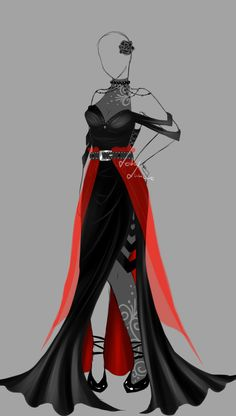 Outfit design - 136 - closed by LotusLumino on deviantART