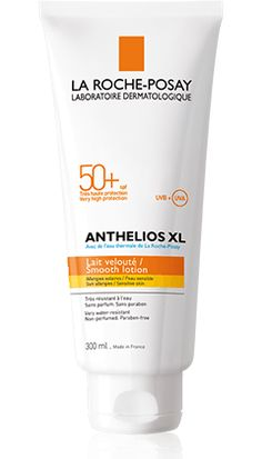 All about Anthelios XL SPF 50+ Smooth Lotion , a product in the Anthelios range by La Roche-Posay recommended for For sensitive or  sun allergy-prone skin. Free expert advice