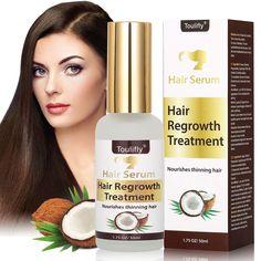 Hair Serum,Anti Haarausfall Serum,Coconut Hair Treatment,Haarwachstums Serum,nährende Essenzen für Haarpflege,Haaröl für gesundes und festes Haar, stärkt Haarwurzeln und fügt natürlichen Glanz hinzu