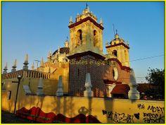 ´Templo Santa Barbara,Puebla de los Ángeles,México