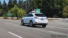 Google's self-driving cars have been in 11 accidents, but none were the car's fault