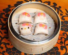 Le premier restaurant Hello Kitty ouvre à Hong Kong !