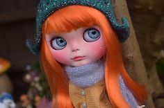 OOAK Custom Blythe Doll *** ZOYA *** Customized by Zuzana D.