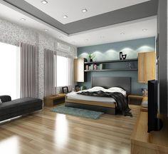 phòng ngủ hiện đại - Tìm với Google