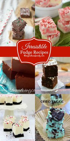 Irresistible Fudge R