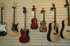Music Store Kansas City with Instruments, Music Lessons, and Repair : Bentley Guitar Studios Ukulele, Guitar, Music Store, Studios, Music Instruments, Musical Instruments, Guitars