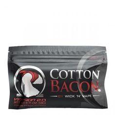 Wick N Vape Cotton Bacon Wickelwatte Vape, Tech Companies, Company Logo, Logos, Cotton, Smoke, Electronic Cigarette, Logo, Vaping