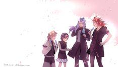 Xion Kingdom Hearts, Kindom Hearts, Video Game Art, Kawaii Anime, Light In The Dark, My Best Friend, Anime Characters, Fan Art, Cute