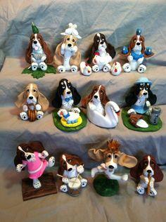 12 dogs of Christmas